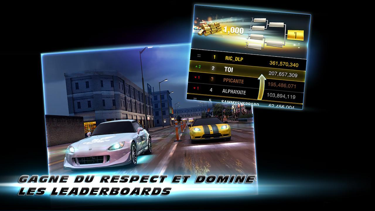 Fast & Furious 6: Le Jeu - screenshot
