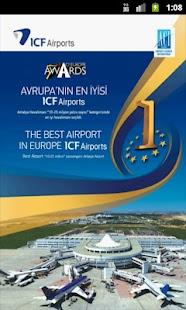 ICF Airports- screenshot thumbnail