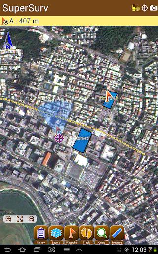 SuperSurv Lite --GIS App  screenshots 7