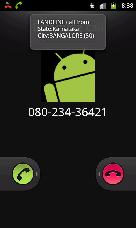 ShaPlus Caller Info (India) Screenshot 0