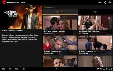 Telemundo Now Screenshot 12