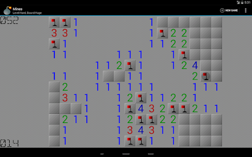 Mines (Minesweeper) - screenshot thumbnail