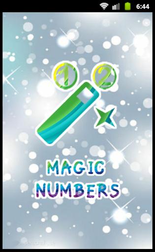 Magic Numbers - Magic Games