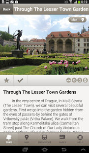Prague Trips - Free Edition- screenshot thumbnail