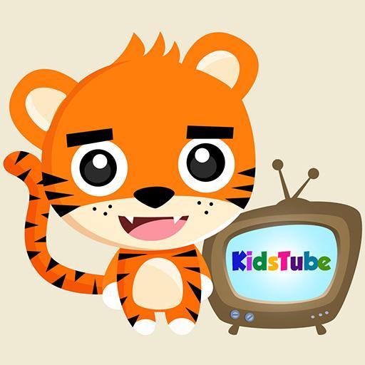 KidsTube Premium 媒體與影片 App LOGO-APP試玩