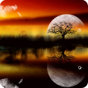 3D Sunrise and Sunset LiveWP logo