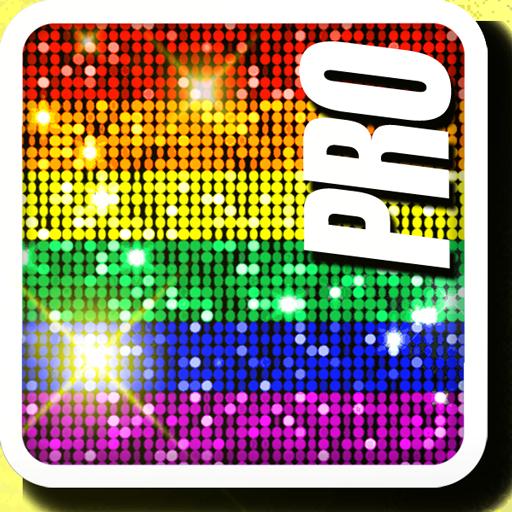 Gay Pride Bling Live Wallpaper LOGO-APP點子