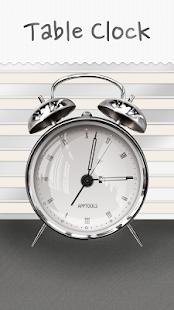 免費生活App|Classic Table Clock Free|阿達玩APP