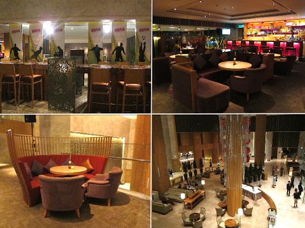 【尚酒吧 Mezzanine Bar】悠閒又優雅的酒吧,一起瘋世足!