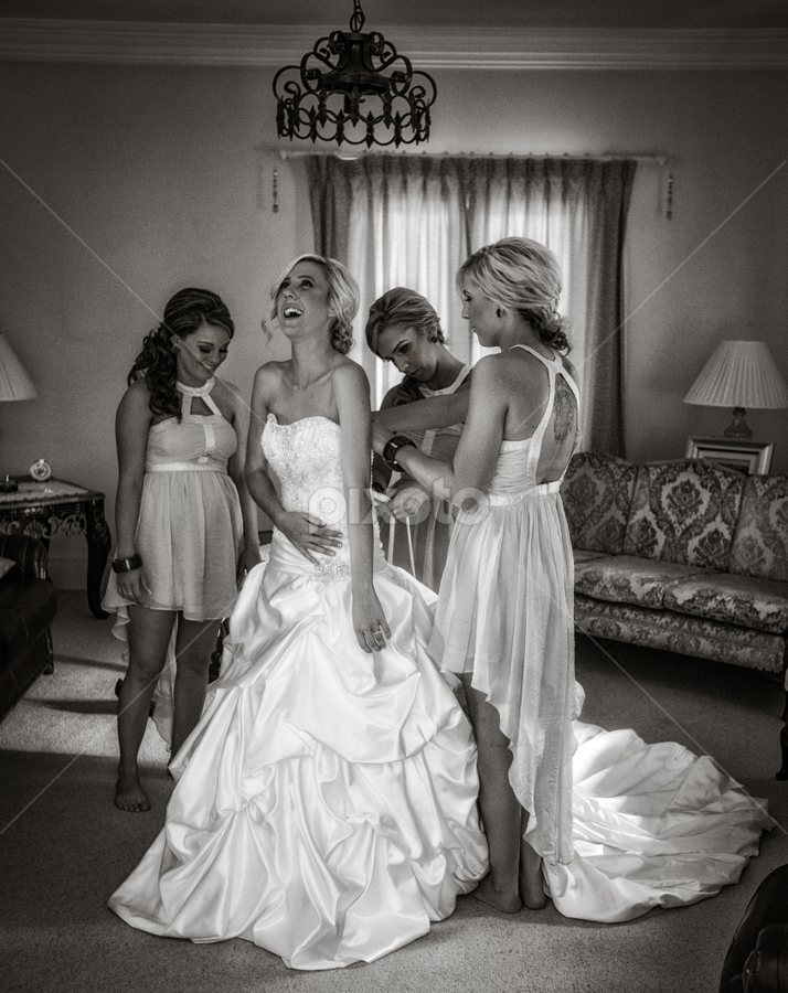 by Lindsay James - Wedding Getting Ready