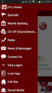 Carolina Federal Credit Union- screenshot thumbnail