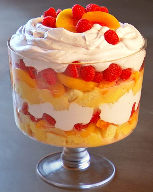 Top 10 Trifle Recipes: 10 Best Pound Cake Trifle Recipes