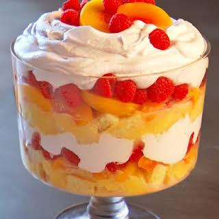 Christmas Trifle.