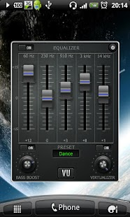 Music Volume EQ - screenshot thumbnail