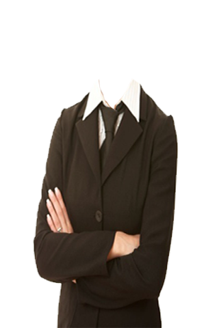 Office Woman Suit Photo