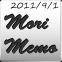 森メモ logo