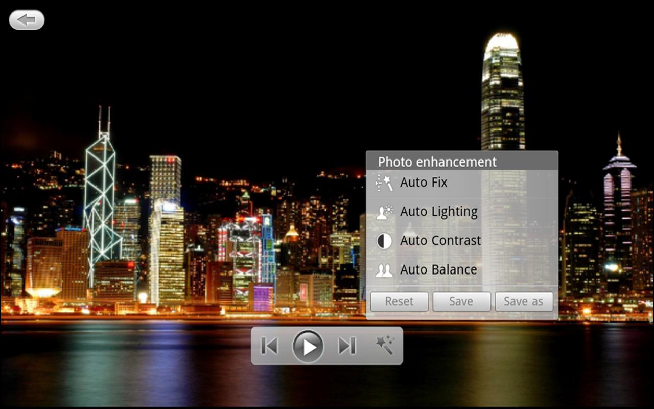 PowerDVD Mobile v3 - screenshot