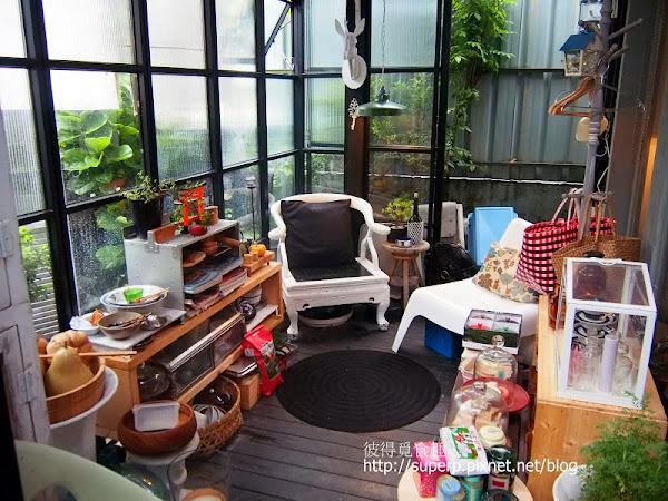 [小店食記]四訪台北屋頂上的貓私廚:溫馨舒適的一餐