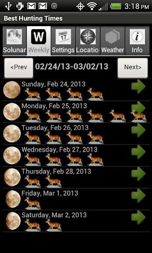 Download Best Hunting Times MOD APK 2