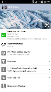 iSKI Czech- screenshot thumbnail