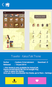 KakaoTalk Theme Shop screenshot 5