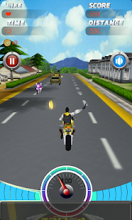 Crazy Moto 3D - screenshot thumbnail