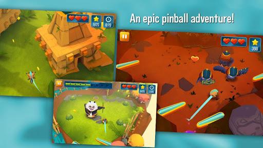 Momonga Pinball Adventures  screenshots 2