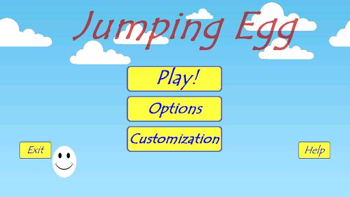 Jumping Egg