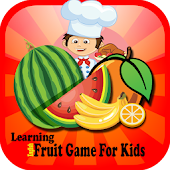 Learning Fruit Game For Kids