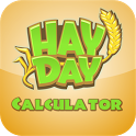 HayDay Storage Calculator Free icon