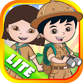 Treasure Dash Math Lite