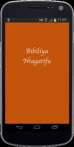 BIBILIYA NTAGATIFU