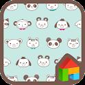 agizagi baby dodol theme icon