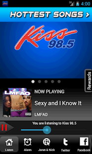 WKSE Kiss 98.5 - screenshot thumbnail