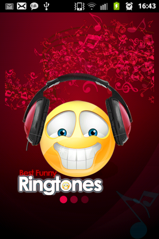 Best Funny Ringtones 2015- screenshot