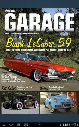 Revista Garage