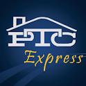 PTC Express logo