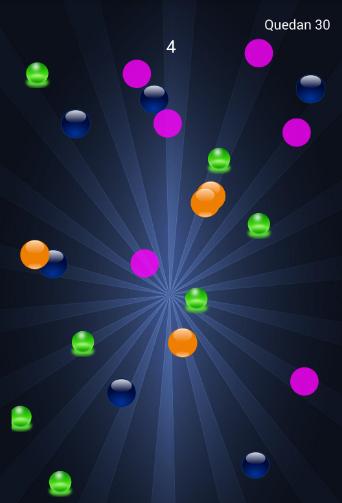 Atrapa las bolas Catch balls