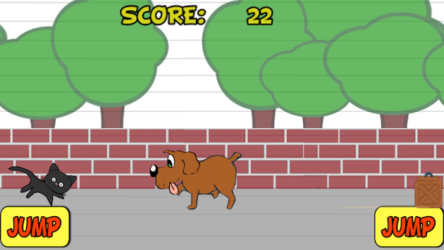 Run Kitty Cat apk screenshot