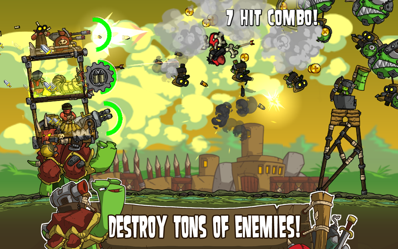 Shellrazer v1.2 Mod (Unlimited Money) Apk Pro