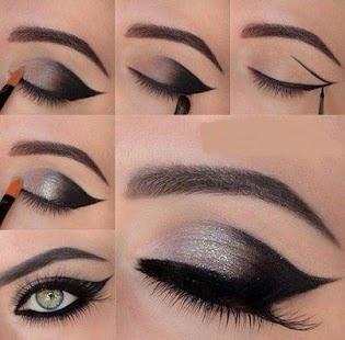 maquillaje de ojos paso a paso miniatura de captura de pantalla - Como Maquillarse Paso A Paso