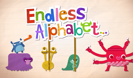 Endless Alphabet- screenshot thumbnail