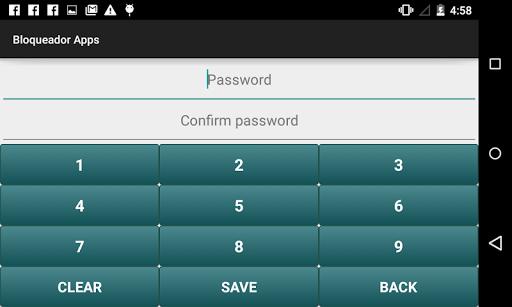 App Lock (Bloqueador Apps) 1.1.2 screenshots 3