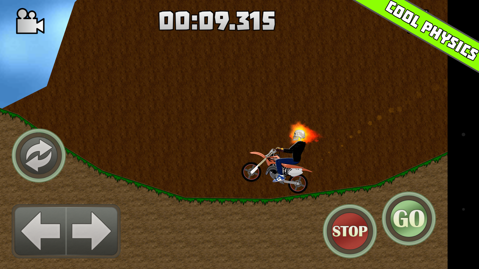 Dead Rider Premium - screenshot