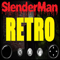 Slender Man RETRO icon
