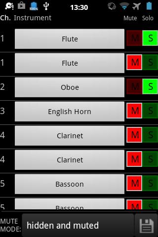 MIDI Voyager Pro  screenshots 8