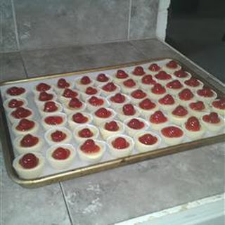 Miniature Cheesecakes.