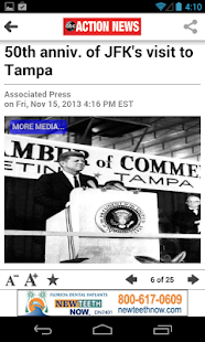 ABC Action News Tampa Bay - screenshot thumbnail