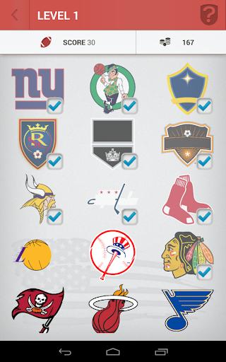 US Sport Logo Quiz