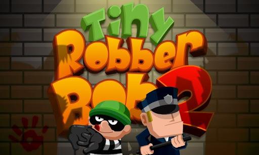 Tiny Robber Bob 2